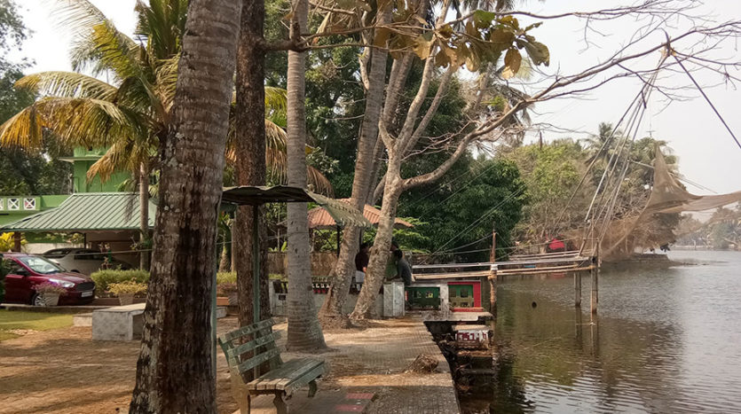 kochi waterfront property for sale in kochi kerala