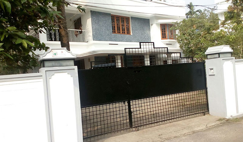 Residential Property in Kochi